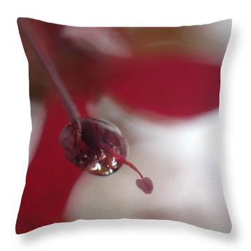New Love Grows Throw Pillow