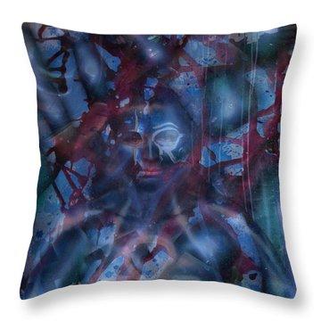 New Metamorphosis Throw Pillow