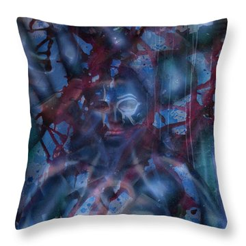 New Metamorphosis Throw Pillow