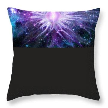 The Keefer Mosaic Throw Pillow