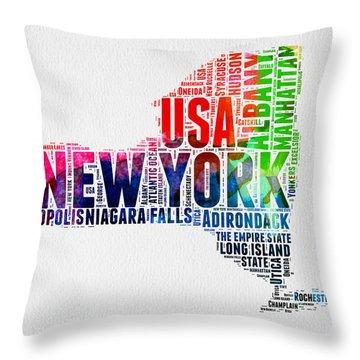 Harlem Throw Pillows