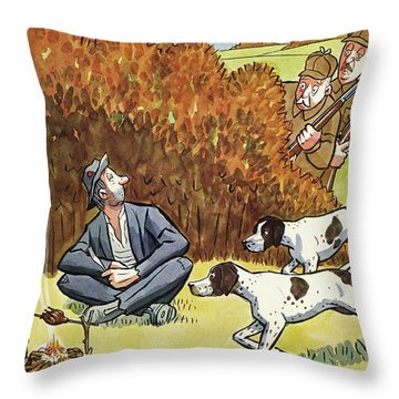 New Yorker November 8 1941 Throw Pillow