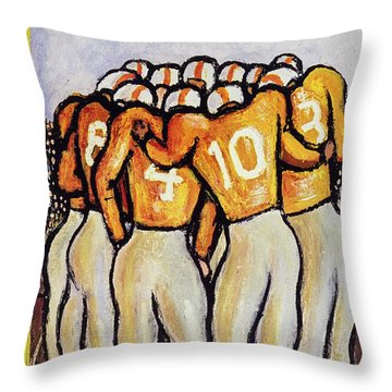 New Yorker October 25 1958 Throw Pillow