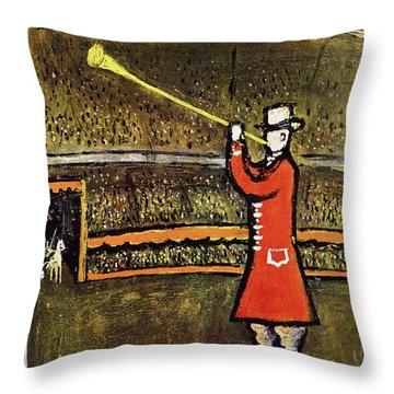 New Yorker October 27 1956 Throw Pillow