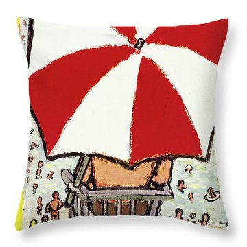 New Yorker September 5 1953 Throw Pillow
