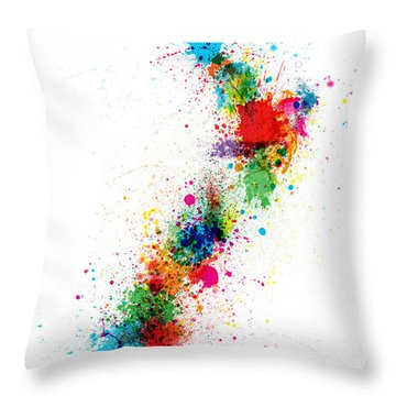 Kiwi Throw Pillows