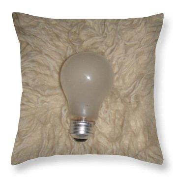 Newly Born Idea..... Throw Pillow