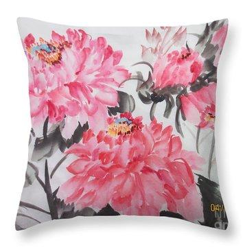 Newp04012015-661 Throw Pillow by Dongling Sun