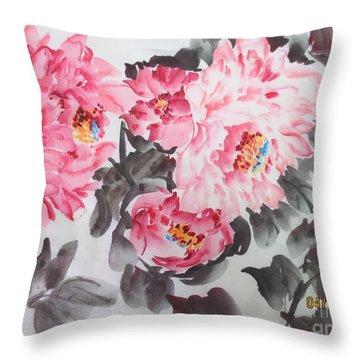Newp04012015-662 Throw Pillow by Dongling Sun