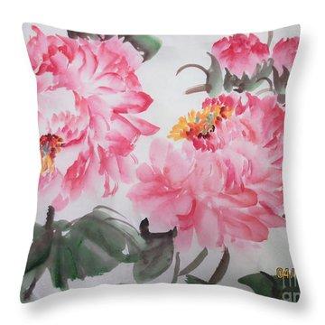 Newp04012015-665 Throw Pillow by Dongling Sun