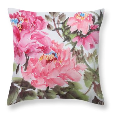 Newp04012015-666 Throw Pillow