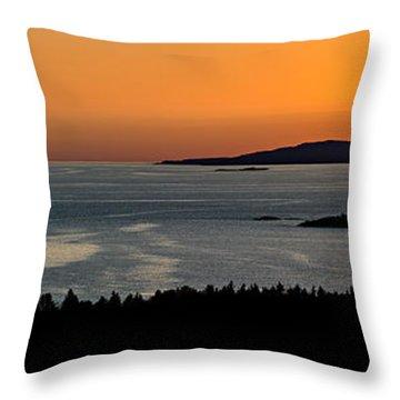 Neys Horizon Throw Pillow