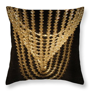 Nice Monte Carlo 03 Throw Pillow