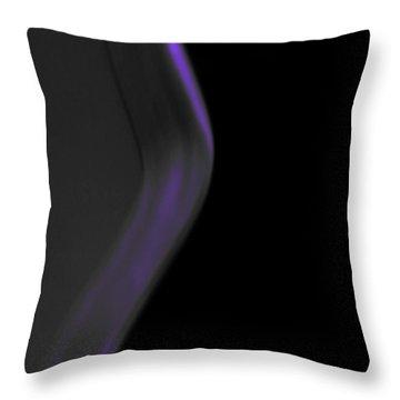 Night Music Throw Pillow