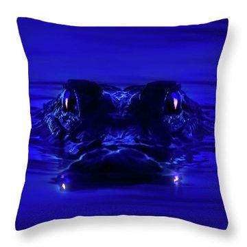 Night Watcher Throw Pillow