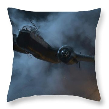 Wwi Throw Pillows