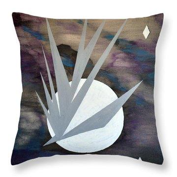 Nighthawke 2 Throw Pillow