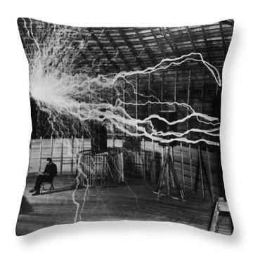 Physics Throw Pillows