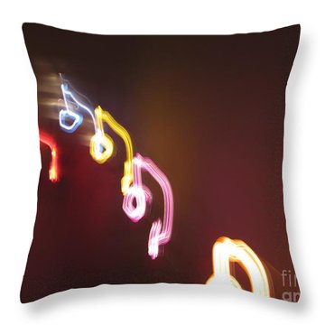 Throw Pillow featuring the photograph Nine Or Six Six Or Nine by Ausra Huntington nee Paulauskaite