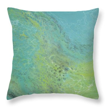 Niya II Throw Pillow