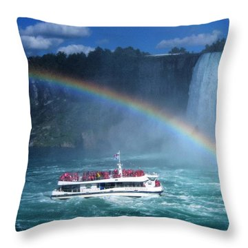 No Pot Of Gold Throw Pillow