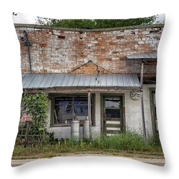 No Service Throw Pillow
