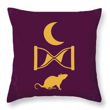 Dark Art Throw Pillows