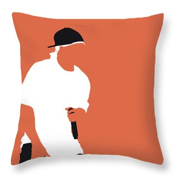 Eminem Throw Pillows