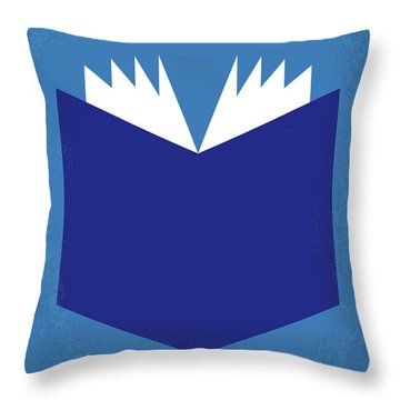 No291 My Matilda Minimal Movie Poster Throw Pillow