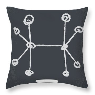 Ben Affleck Throw Pillows