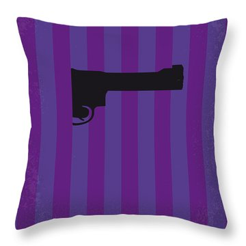 No496 My The King Of Comedy Minimal Movie Poster Throw Pillow