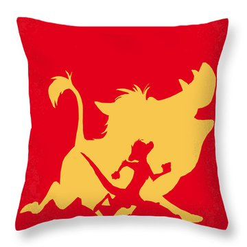 Meerkat Throw Pillows