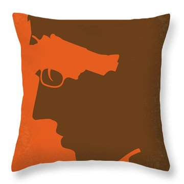 Violence Throw Pillows