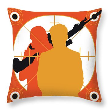 Criminals Throw Pillows