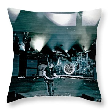Noel Gallagher And High Flying Birds Throw Pillow