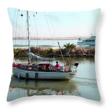 Noelani Plus One Throw Pillow