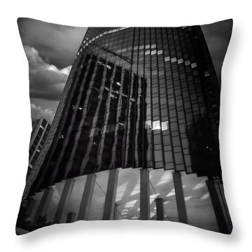 Noir Throw Pillow