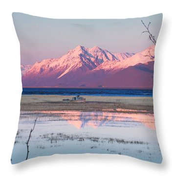 Nomad Throw Pillow