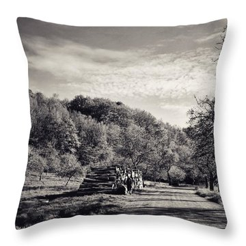 #nordhausen #nokia #lumia1520 Throw Pillow