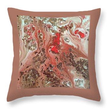 Normandy Throw Pillow