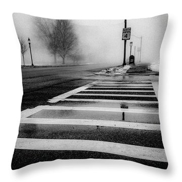 North 4 Throw Pillow