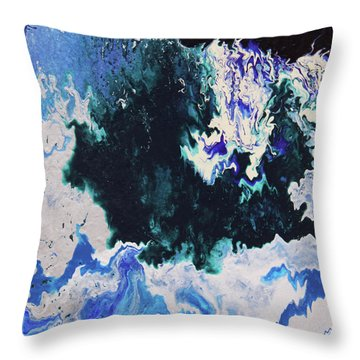 North Shore Throw Pillow