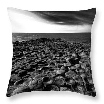 Northern Ireland 54 Throw Pillow