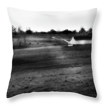 Throw Pillow featuring the photograph Northfield 2016 by Bill Wakeley