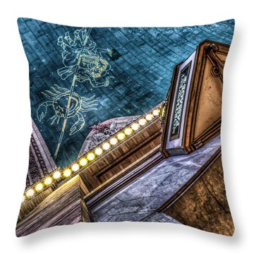 Throw Pillow featuring the photograph Northwest Passage by Rafael Quirindongo