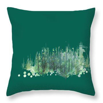 Northwoods Throw Pillow