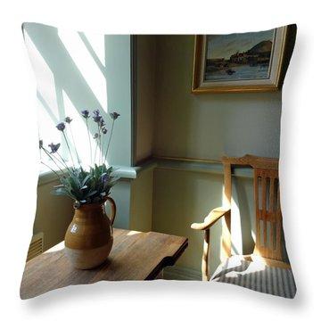 Norwegian Interior #2 Throw Pillow