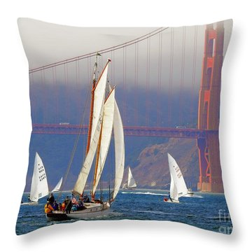 Not Just Another Throw Pillow