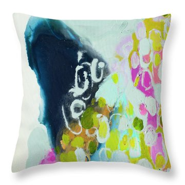 Nothing Is As It Seems Throw Pillow