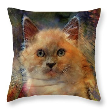 Notorious Rdk Throw Pillow